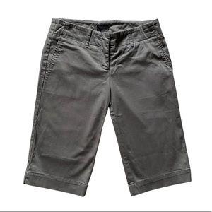 Talula Babaton Grey Dress Shorts